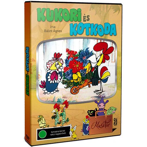 Kukori és Kotkoda - DVD
