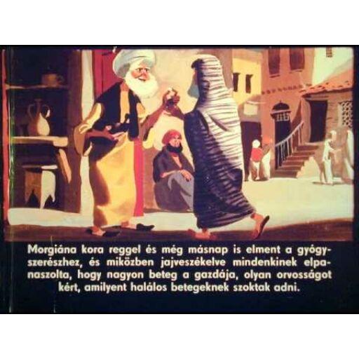 Diafilm-Ali Baba és a negyven rabló