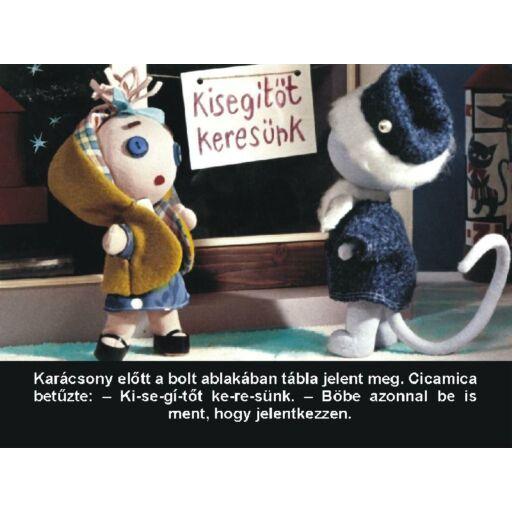 Diafilm - Böbe Baba a játékboltban