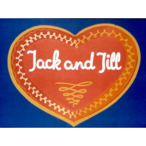 Diafilm- Jancsi és Juliska - Jack and Jill