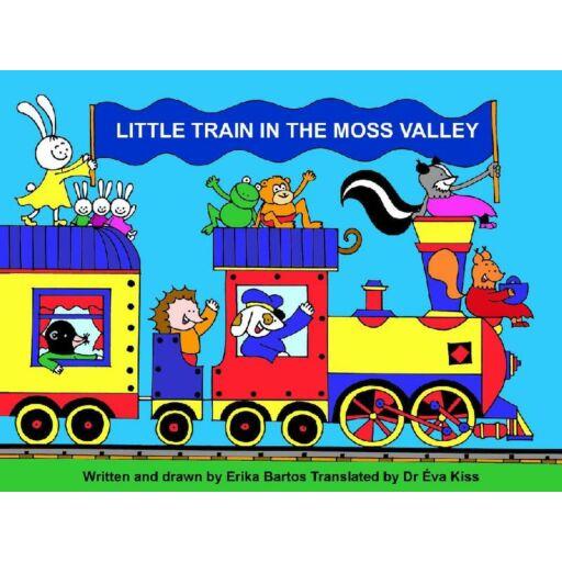 Diafilm-Kisvonat a Mohavölgyben - Little Train in the Moss Valley