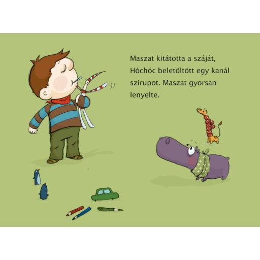 Diafilm - Doktor Maszat