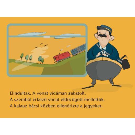 Diafilm - Maszat a tanyán