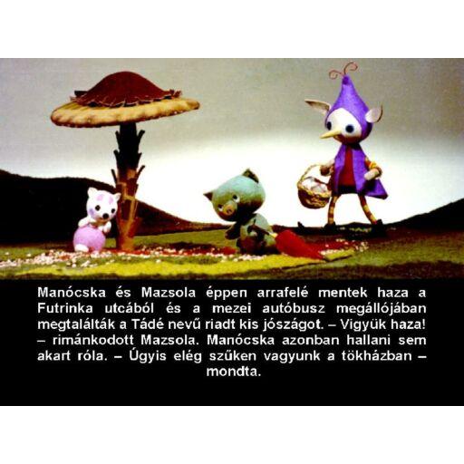 Diafilm - Mazsola és Tádé