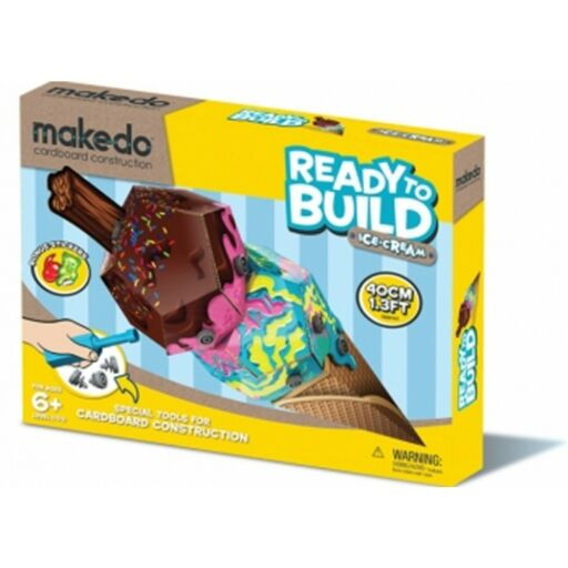"Makedo-""Ready to Build"" Fagyi"