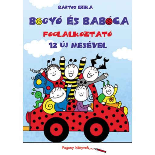 Bogyó és Babóca foglalkoztatókönyv-12 új mesével