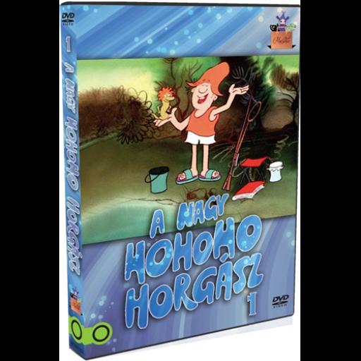 A nagy ho-ho-horgász 1. DVD