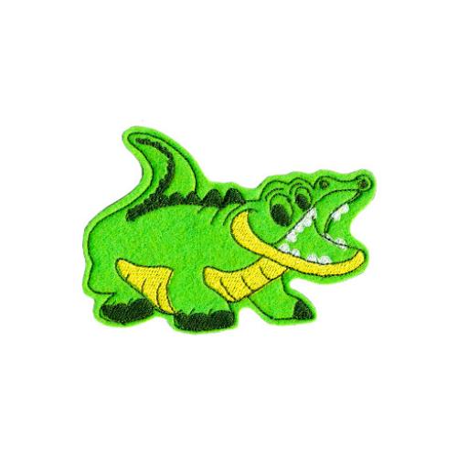 Hűtőmágnes - Krokodil