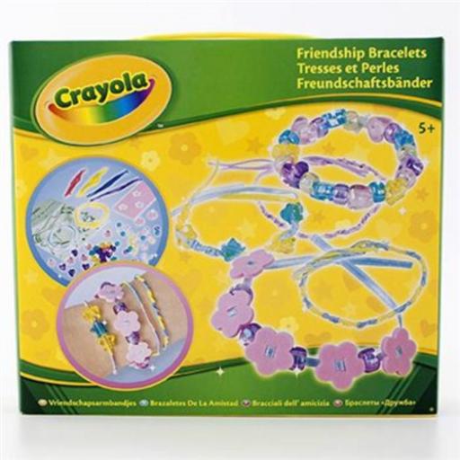 Crayola - Karkötő készítő szett