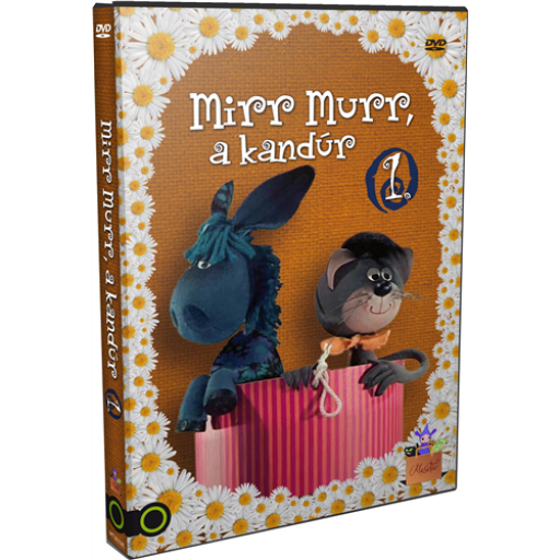 Mirr Murr, a kandúr 1. DVD