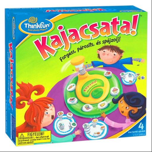 Thinkfun - Kajacsata