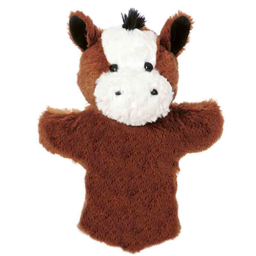Teddykompaniet - Kézbáb - Ló