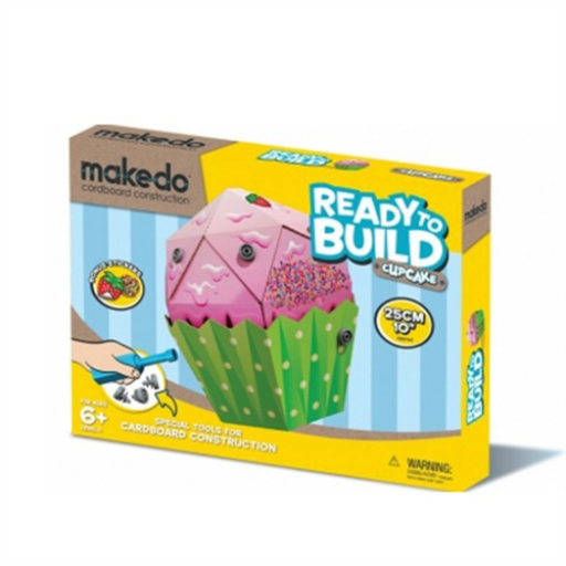 "Makedo -""Ready to Build"" - Süti"