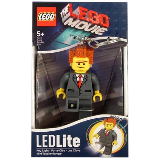 LEGO - Világítós Kulcstartó - Lord Business