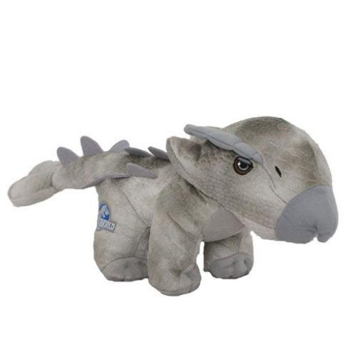 Jurassic World - plüss figura - Stegosaurus - 20 cm