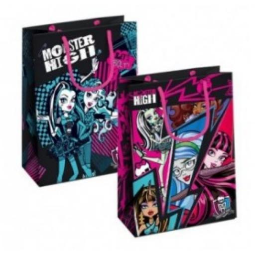 Monster High - ajándéktáska - 32x26x13 cm