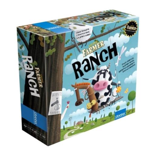Granna - Ranch társasjáték