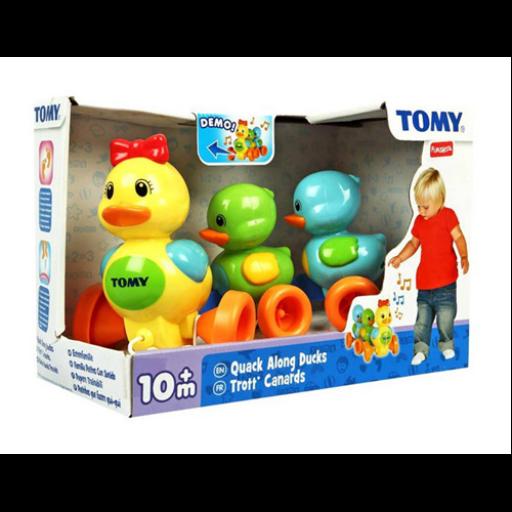 Tomy - Húzható kacsák