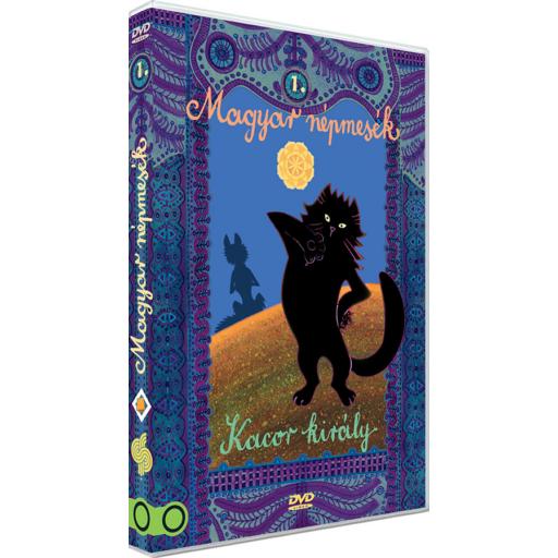 Magyar Népmesék 1. - Kacor király DVD