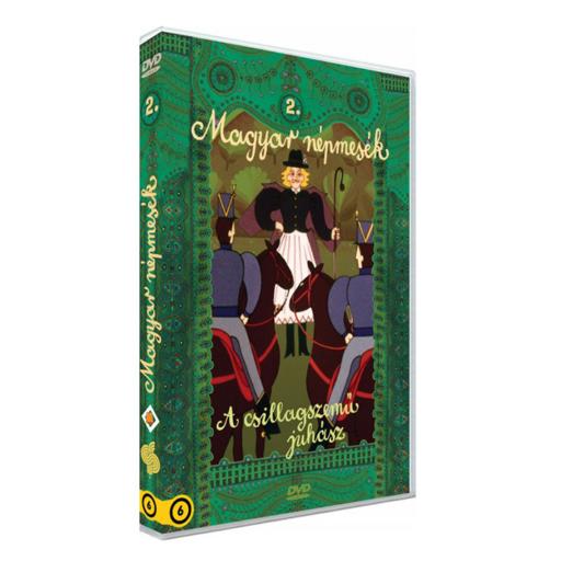 Magyar Népmesék 2. - A csillagszemű juhász DVD