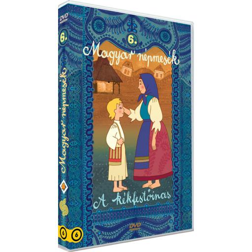 Magyar Népmesék 6. - A kékfestőinas DVD