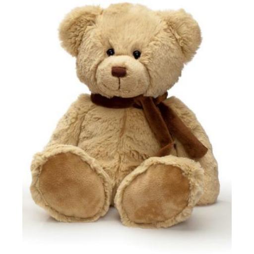 Teddykompaniet - Eddie plüssmackó - 35cm