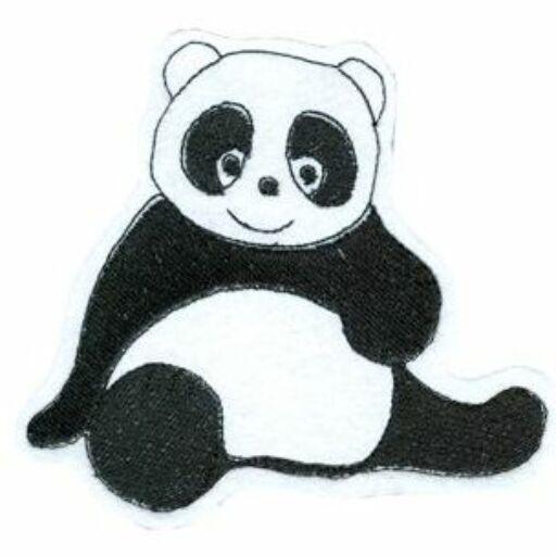 Hűtőmágnes Pandamaci