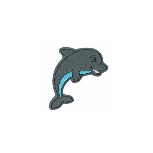 Hűtőmágnes Delfin