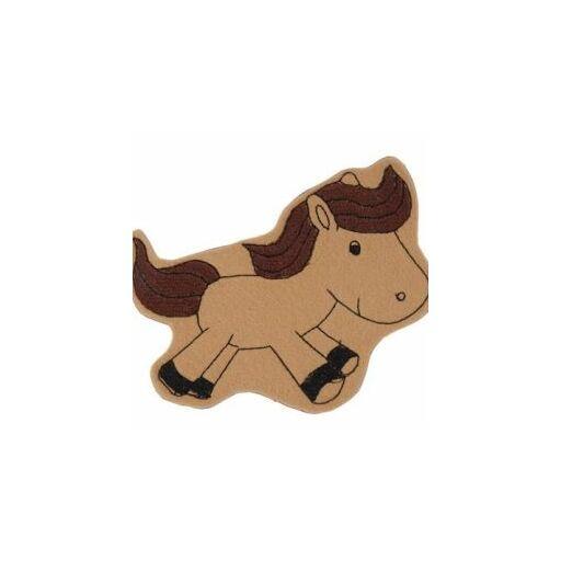 Hűtőmágnes-Ló