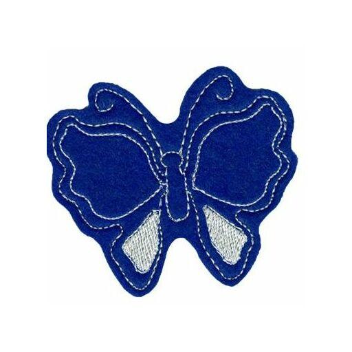 Hűtőmágnes-Pillangó