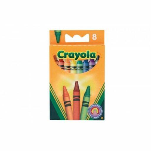 Crayola-Viaszkréta 8 db-os