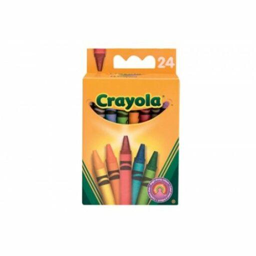 Crayola-Viaszkréta 24 db-os
