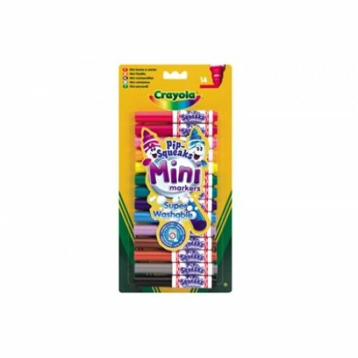 Crayola-Vastag filctoll 14 db-os