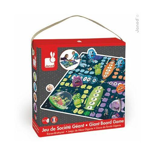 Janod-Ki nevet a végén puzzle és társasjáték