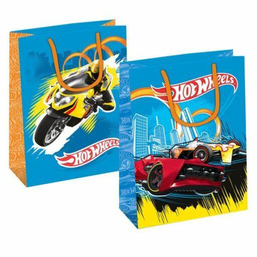 Hot Wheels ajándéktáska nagy