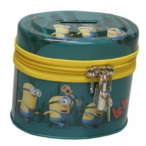 Minion, Minyon persely 12x11x10cm