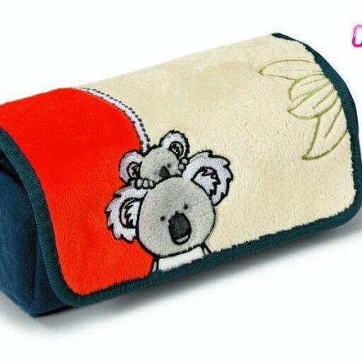 Nici Plüss kihajtható tolltartó - Koala Kaola