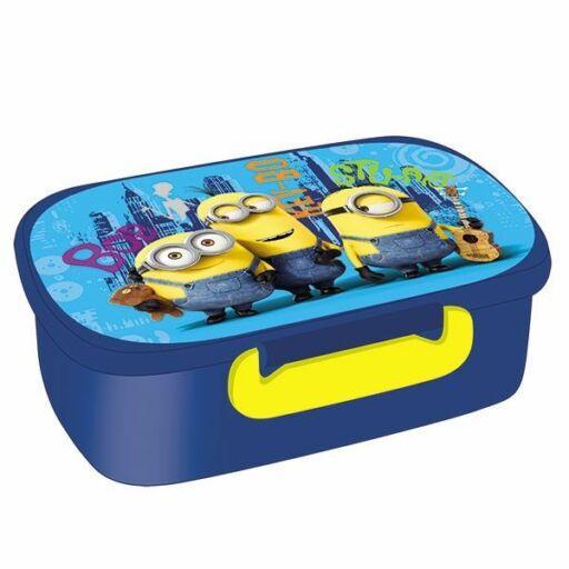 Minion, Minyon uzsonnás doboz