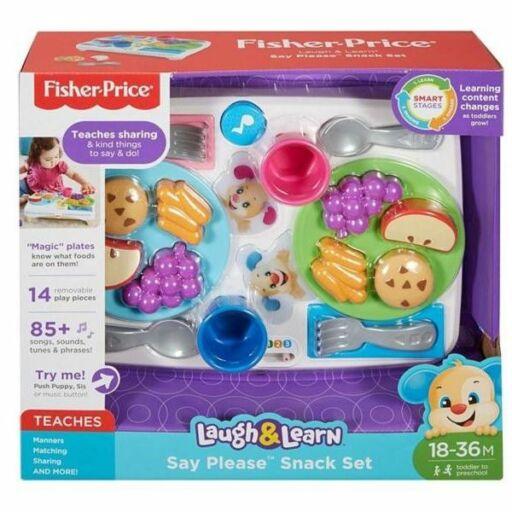 Fisher Price - Illemtudó uzsitálca