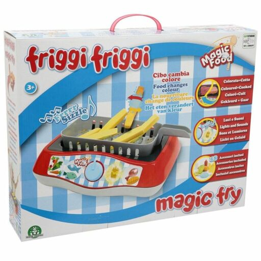 Friggi Friggi - Magic Fry ételsütő