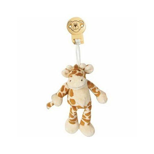 Teddykompaniet-Csiptetős zsiráf