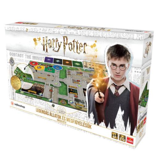 Harry Potter - Legendás állatok és megfigyelésük társasjáték