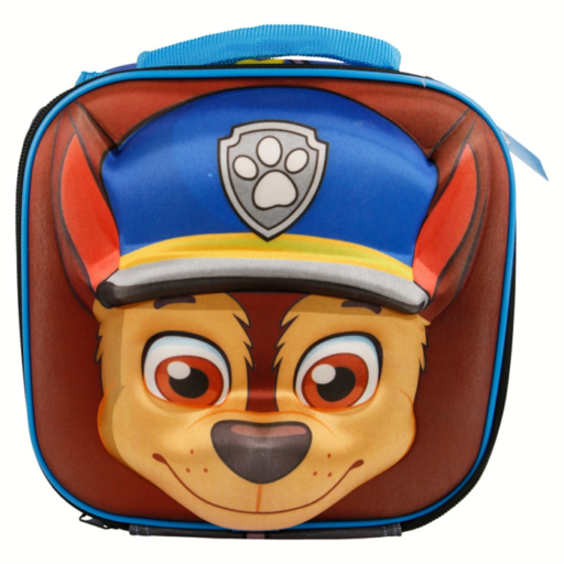 Mancs Őrjárat - 3D-s uzsonnás táska