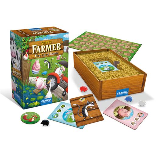 Granna - Szuper Farmer kártyajáték