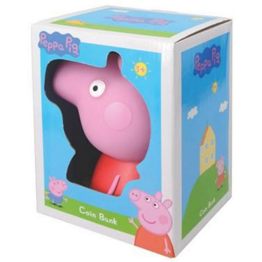 Peppa malac persely - 16 cm