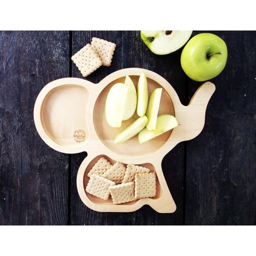 Borbolya - Elefánt alakú tányér