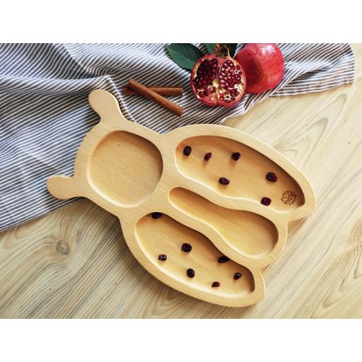 Borbolya - Katica alakú tányér