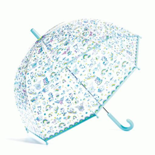 Djeco - Esernyő - Unikornis