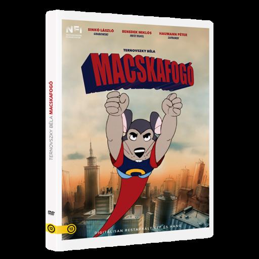 Macskafogó DVD - kétlemezes