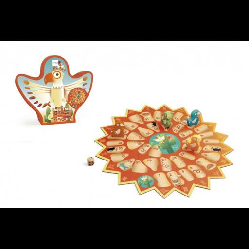 Inka ösvény - Liba játék társasjáték és puzzle